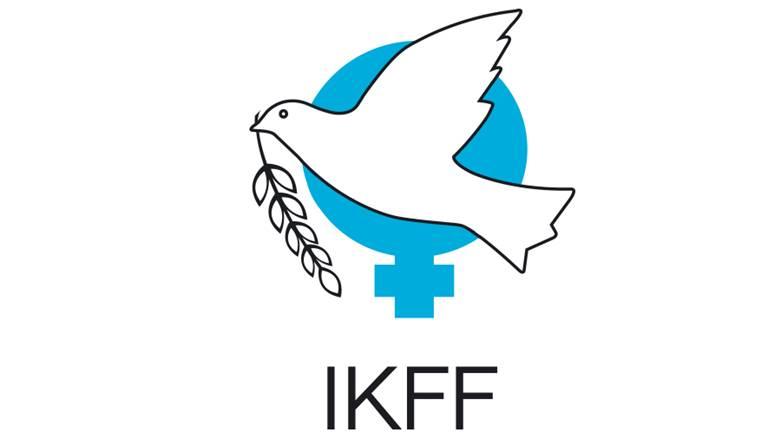 Internationella Kvinnoförbundet för Fred och Frihet, IKFF, är en feministisk fredsorganisation, som främjar nedrustning, kvinnors deltagande och konfliktförebyggande arbete i över 40 länder.