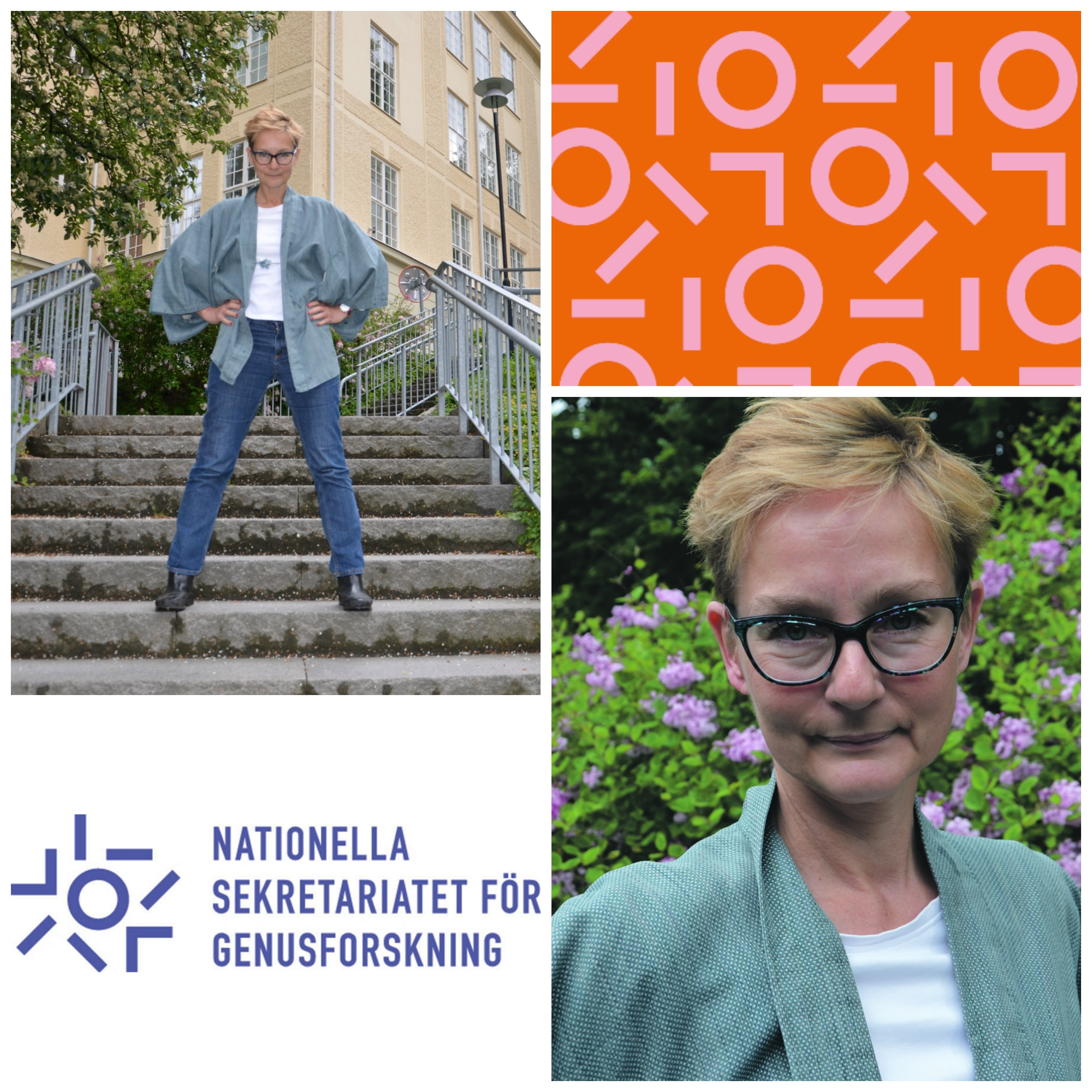 Utmaningen för oss är att ge en rättvisande bild av den forskning som faktiskt bedrivs, då bilden som förmedlas ibland blir förvanskad, säger Maria Grönroos, föreståndare för Nationella sekretariatet för genusforskning i Göteborg (Göteborgs universitet).